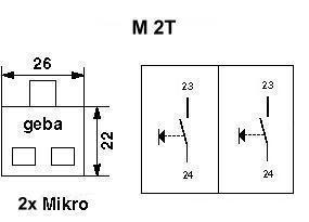 MR 1-2T Schaltbild