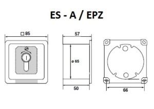 ES-A EPZ 1-2T (R) 1 Schaltbild
