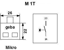 MP-EPZ 1-1T Schaltbild