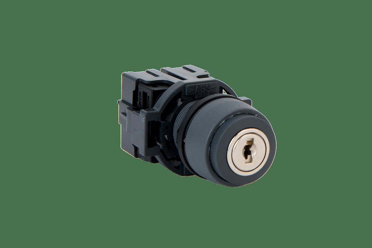 fronttafelschalter-schluesselschalter 614.OS08.00
