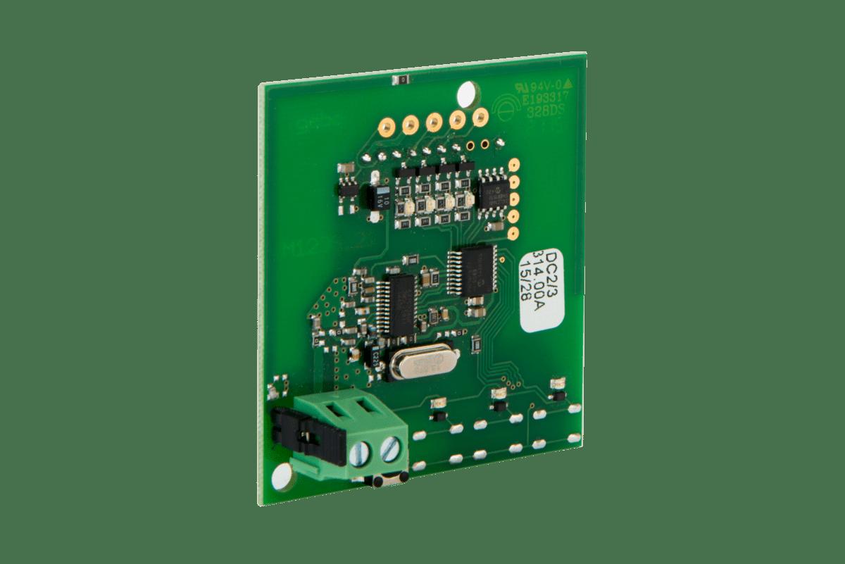 DC 3 Standard channel 433MHz RC module 03 906.M3SL.12