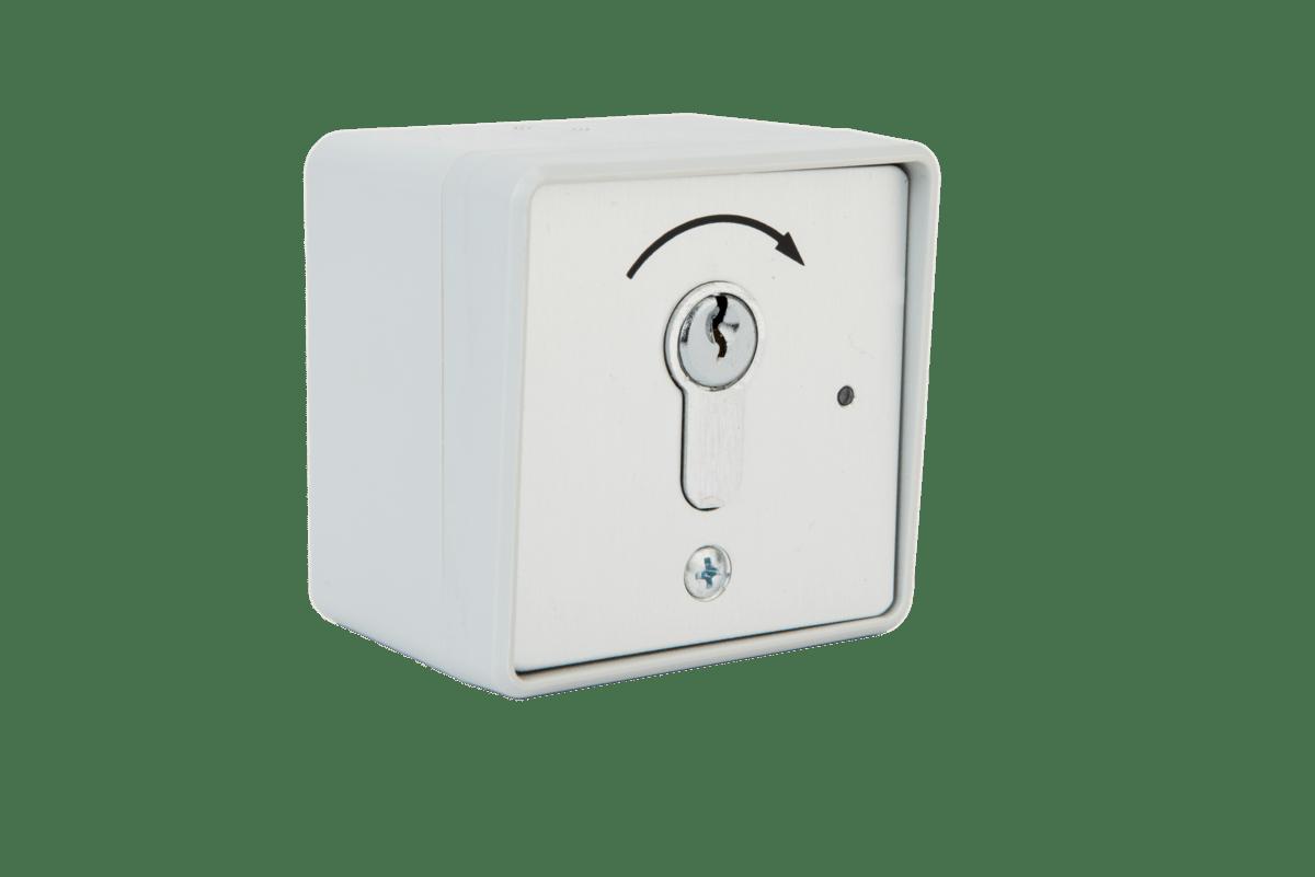 Funk-Schlüsselschalter MP 1-1T/1 906.11MP.12