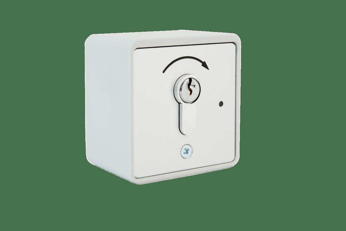 Funk-Schlüsselschalter MSC 1-1T/1 906.11MS.12