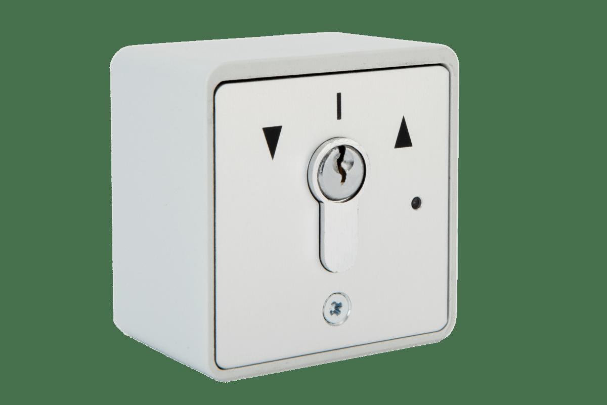Funk-Schlüsselschalter MSC 1-2T/1 906.13MS.12